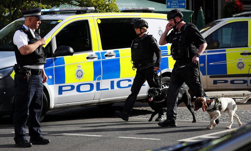 Londyn: Najwyższy poziom zagrożenia zamachem