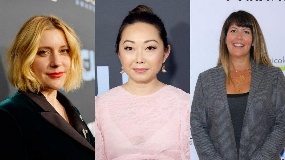 Greta Gerwig, Lulu Wang, Patty Jenkins