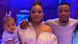 Alikiba and wife Amina spotted together at son's birthday amid break up allegations