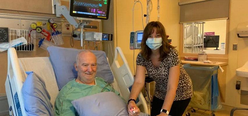 Niezwykła operacja w Kanadzie. Tak przetransportowali płuco do transplantacji