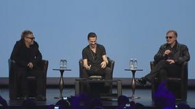 Depeche Mode - konferencja prasowa w Paryżu