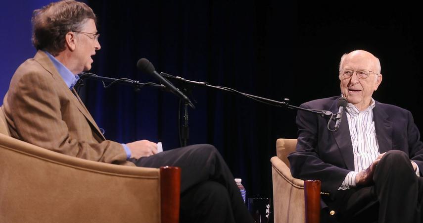 Bill Gates Senior nie żyje. Ojciec miliardera miał 94 lata