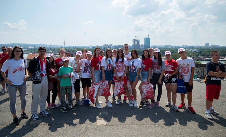 Akcija FK Crvena zvezda