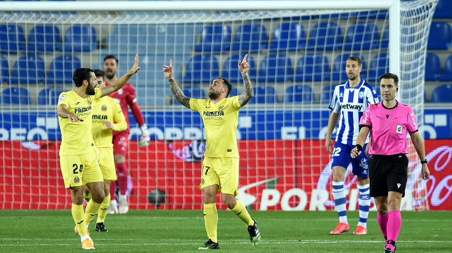 Deportivo Alaves - Villareal