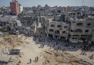 Splecione węże. Żydzi i Palestyńczycy trwają w śmiertelnym uścisku
