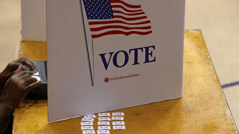 Wybory prezydenckie w USA. Rekordowa liczba oddanych głosów w Teksasie