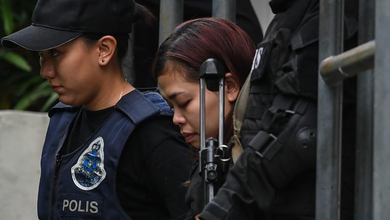 25-letnia Indonezyjka Siti Aisyah