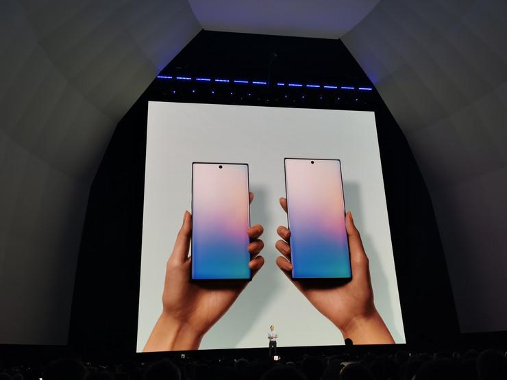 Galaxy Note10 i Galaxy Note 10+