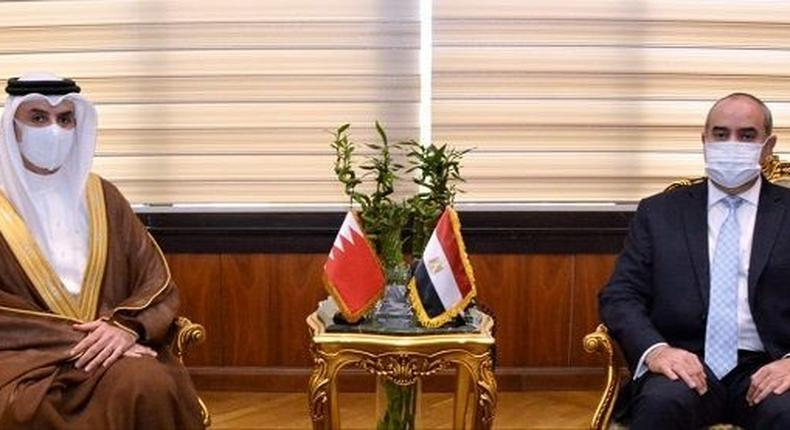 Embassy of The Kingdom of Bahrain - Cairo, Egypt