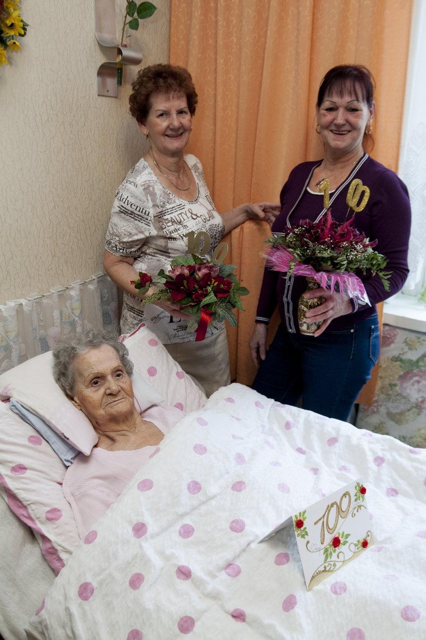 Znana rudzianka ma 100 lat!