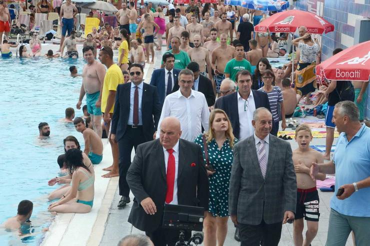 Dr Ahmet Abdalah, guverner egipatske regije, u poseti Jagodini i Dragan Marković Palma