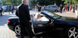 Ślub córki Korwin-Mikkego. Jak wyglądała?