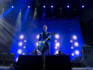 Interpol performs in London