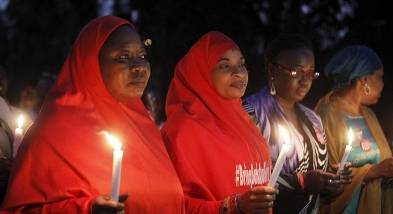 Suspected suicide bomber identified as a 12-year-old Boko Haram victim but not from Chibok