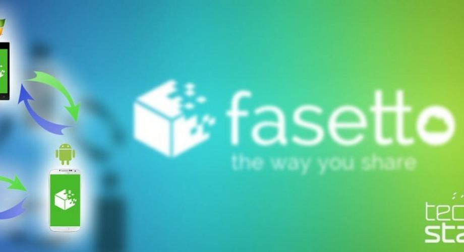 Fasetto: Datenaustausch zwischen allen Smartphones