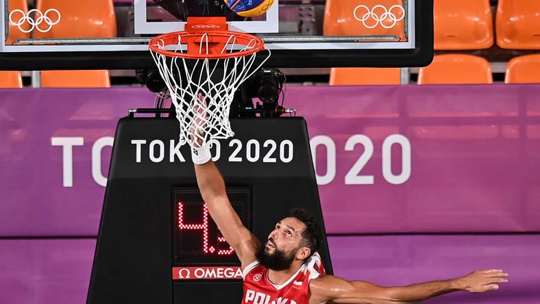 Tokio 2020. Koszykówka 3x3. Polacy pokonali Rosjan, ćwierćfinał blisko