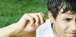Czyszczenie uszu szkodzi