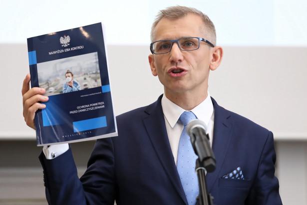 Prezes Najwyższej Izby Kontroli Krzysztof Kwiatkowski