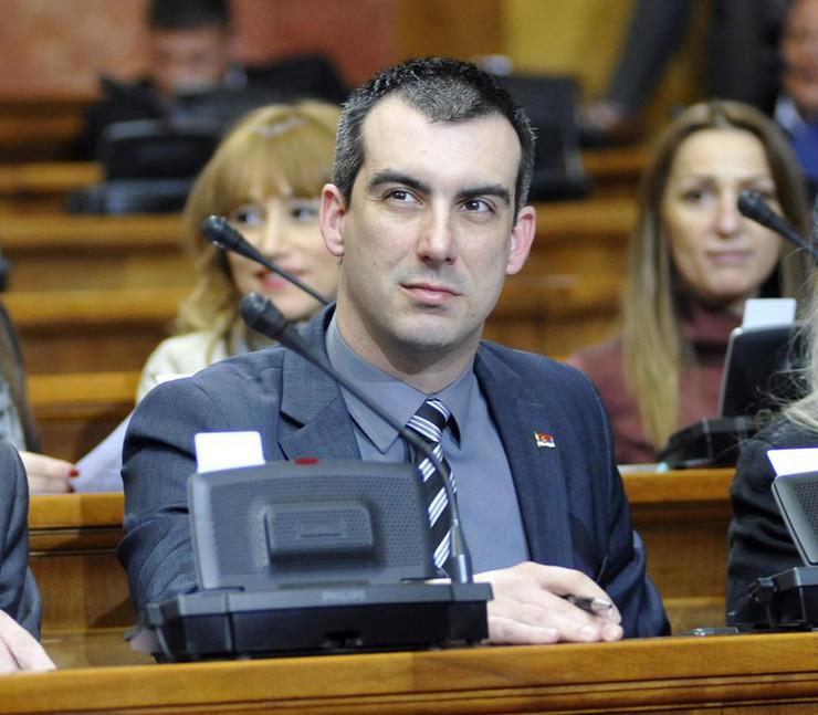 Vladimir Orlić foto RAS Srbija P. Dedijer