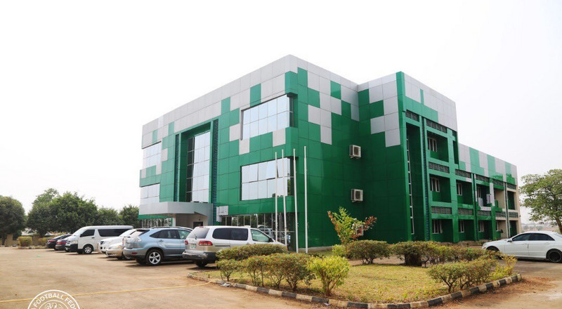 NFF move into a new office complex