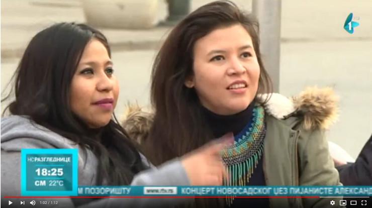 Meksikanke koje su zbog ljubavi došle u Novi Sad