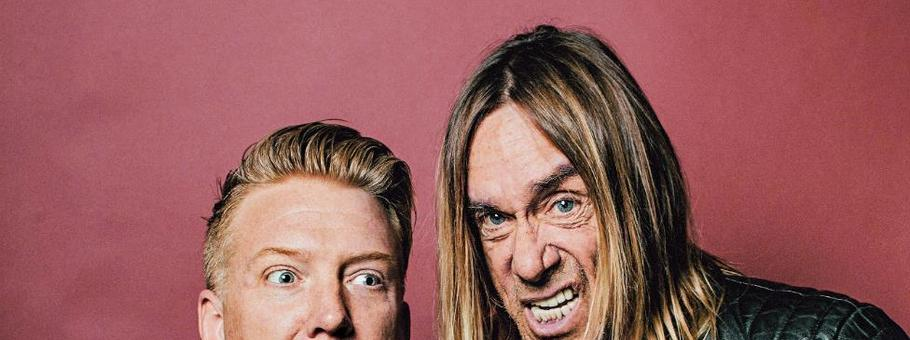 "Nową płytę ""Post Pop Depression"" Iggy Pop nagrał z Joshem Hommem."