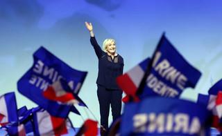 Putin do Le Pen: Rosja nie chce wpływać na wybory prezydenta we Francji
