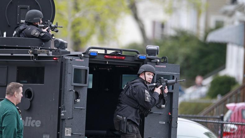 Policja w Bostonie szuka zamachowca