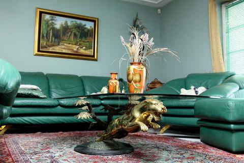 SVE PRŠTI OD LUKSUZA: Ovako izgleda dom poznate folkerke!