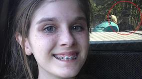 To miało być zwykle selfie, ale w domu zauważyła, że na zdjęciu pojawiła się tajemnicza postać