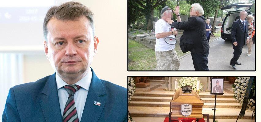 Minister Błaszczak nie zabroni chowania komunistów na Powązkach: Nie mamy takich planów