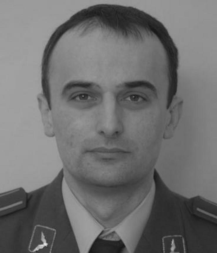 Pilot major Goran Savić