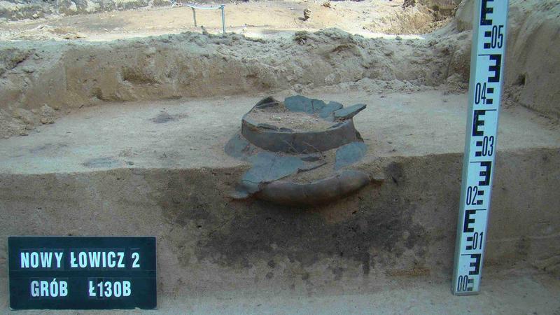 Na poligonie w Drawsku Pomorskim odkryto wyjątkowy grób Gotów