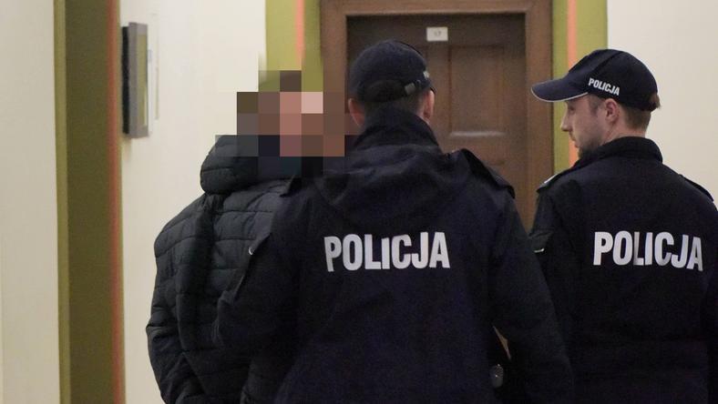 Dominik W. znów trafił  do aresztu