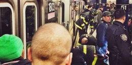 Dramat w metrze. 25-latka wpadła pod pociąg