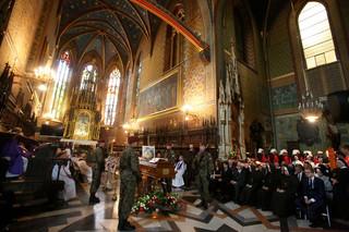 Kraków żegna kardynała Franciszka Macharskiego