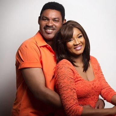 Omotola Jalade-Ekeinde comes from what we can call a typical Nigerian above middle-class family with a husband who has been a successful pilot for a long time [Instagram/realomosexy]