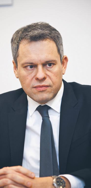 Filip Świtała, wiceminister finansów fot. Wojtek Górski