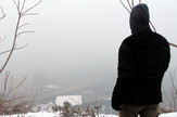 Užice jutros: Magla sakrila grad, ne vide se ni najveće zgrade