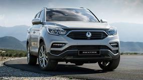 Inwazja SUV-ów trwa - Ssangyong Rexton G4 dostępny od 129 900 zł