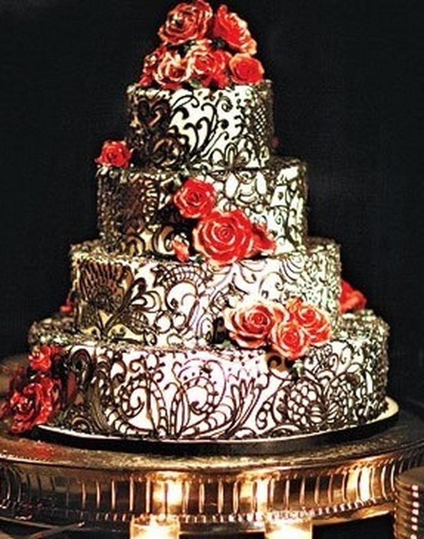 Tort ślubny Billy'ego Martina i Linzi Williamson