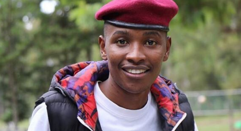 Samidoh emotionally recounts dropping out of school, earning 300 shillings a month