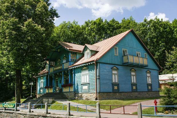 Willa Romanówka, Krynica-Zdrój