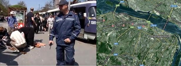 Zamachy w Dniepropietrowsku