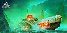 Okręty podwodne w World of Warships!