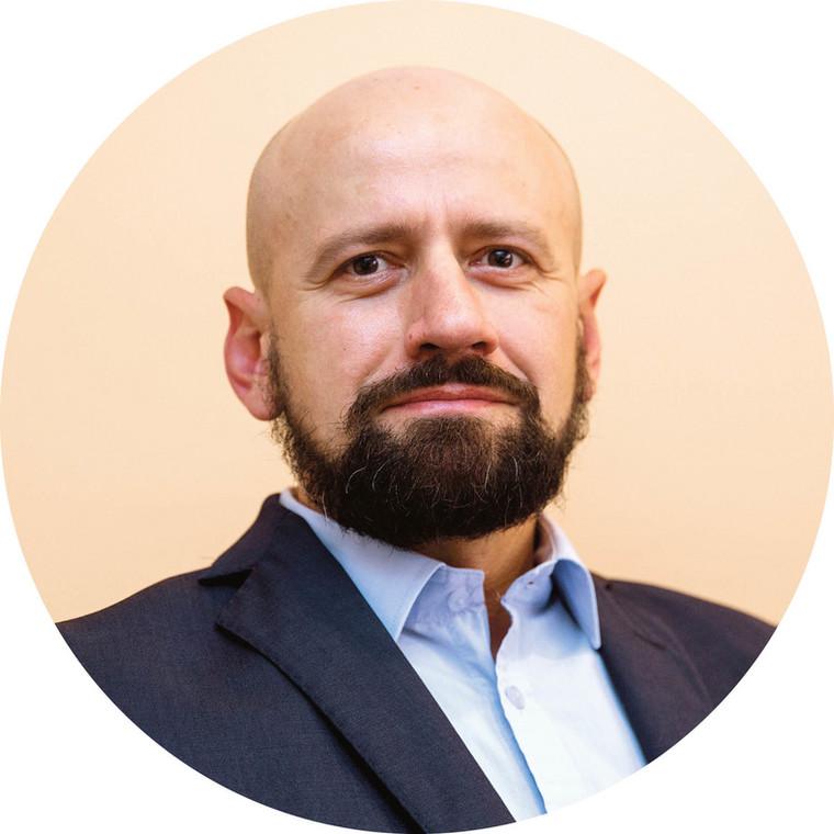 Jacek Wodzisławski prezes zarządu Fundacja Recal