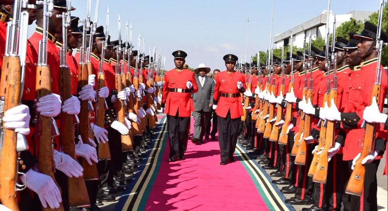 East African heads of state are on their way to Arusha for the East African Community Heads of State Summit