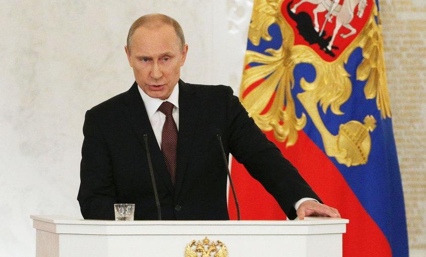 Orędzie Putina. Kpina z prawdy i demokracji!