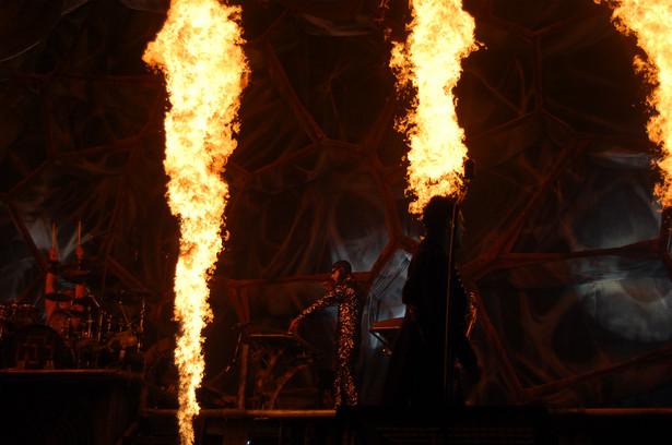 Rammstein podczas Impact Fest 2013