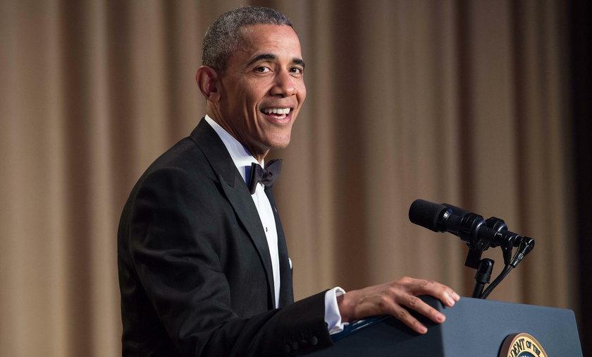 Barack Obama korzysta z wałbrzyskiej porcelany